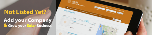 Add Solar Company Listing | Solar Business Directory | Europe