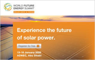 World Future Energy Summit (WFES) 2020